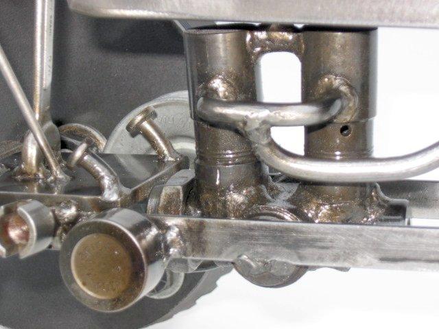 Tractor U Bolts : Bucket of bolts john deere model b
