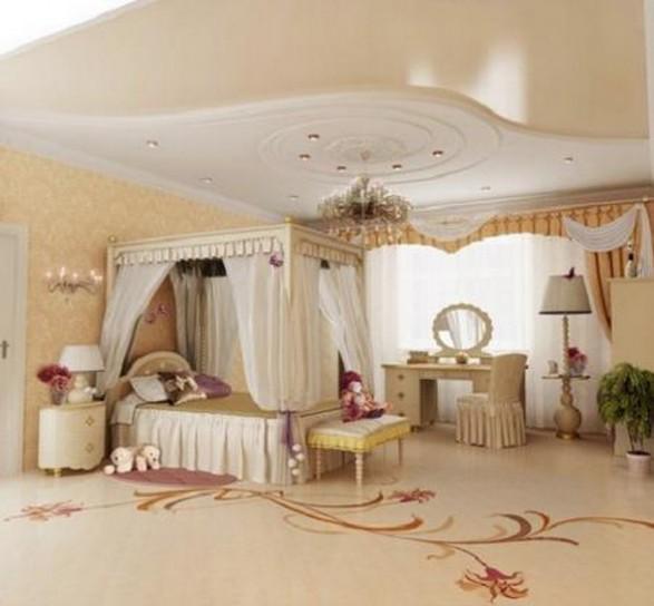 Ideas de decoraci n de dormitorios de ni os cl sicos y - Decoracion ninos dormitorios ...