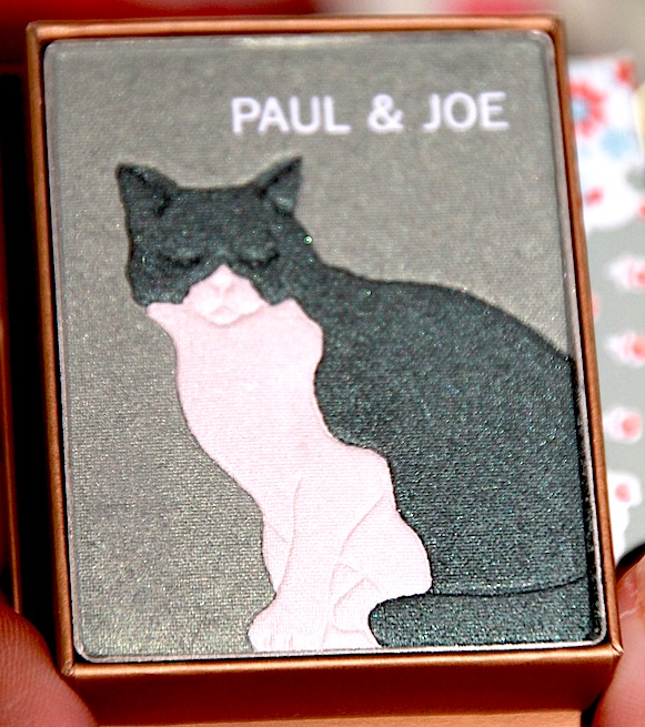 Paul&Joe collection Miaou maquillage Printemps 2012 photos blog