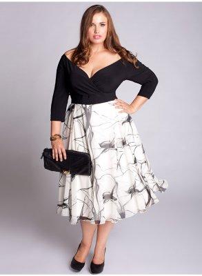 blusas de moda para gorditas blusa negra cruzada