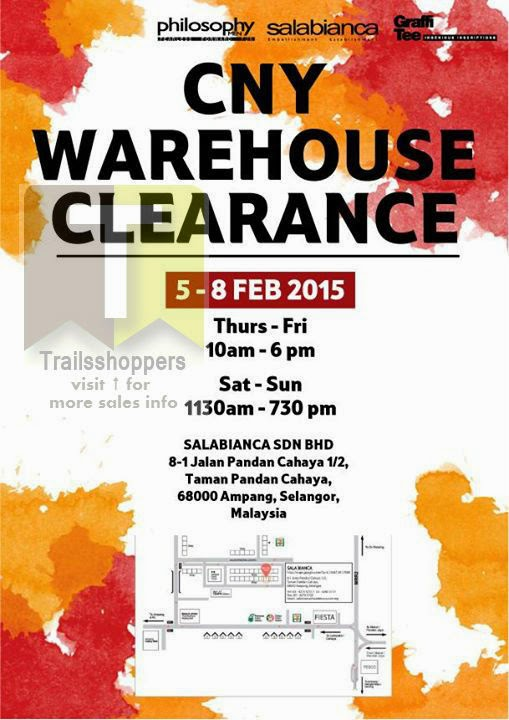 Philosophy Salabianca CNY Warehouse Clearance offer