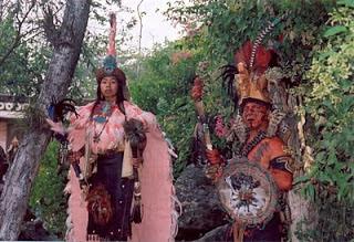 santet suku maya