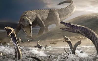 Wallpaper Dinosaurus