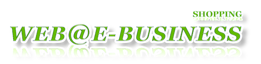 WEB @ E-BUSINESS