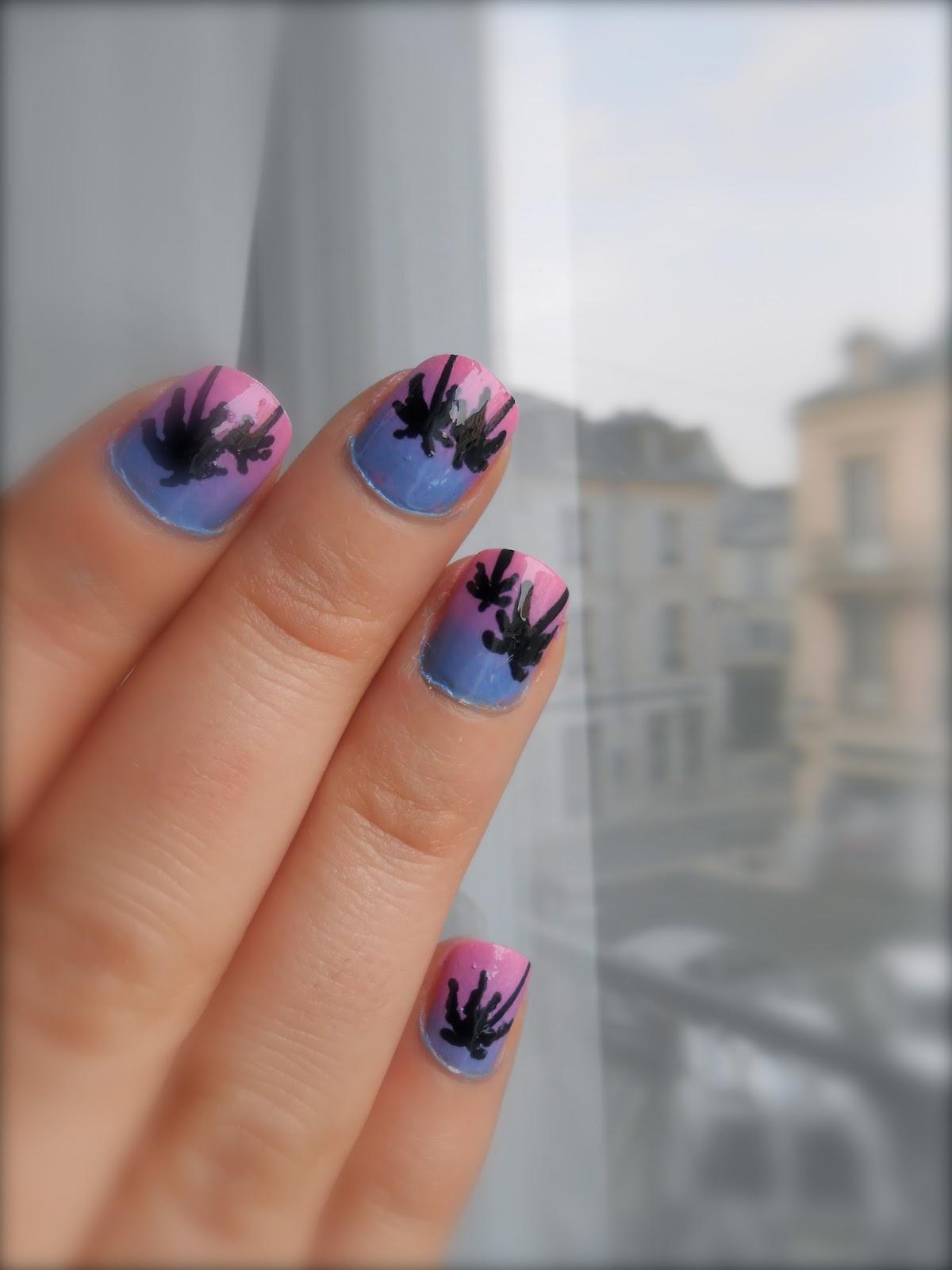 Happy hands nailstorming 11 sous les sunlight des for A l interieur de moi