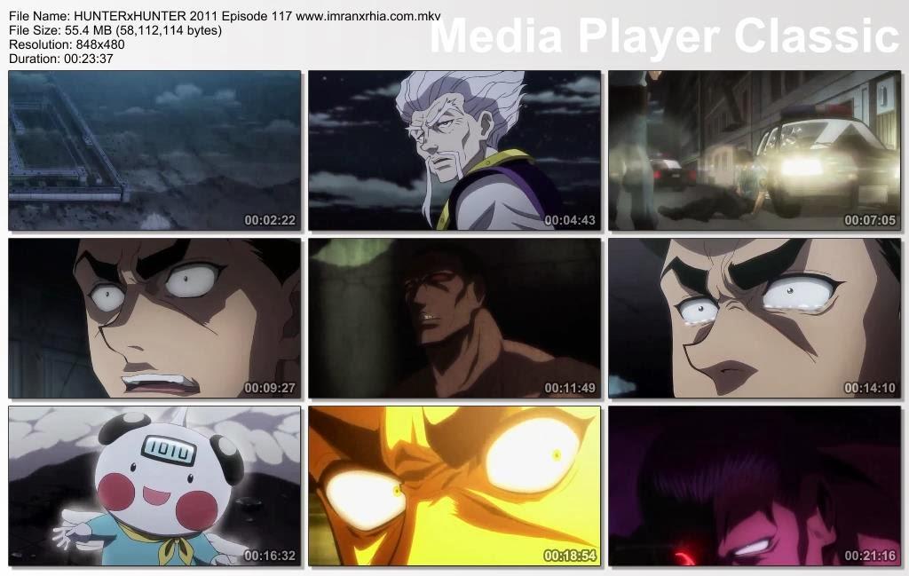 """Download Film / Anime Hunter x Hunter 2011 Episode 117 """"Penghinaan dan Pembalasan"""" Bahasa Indonesia"""
