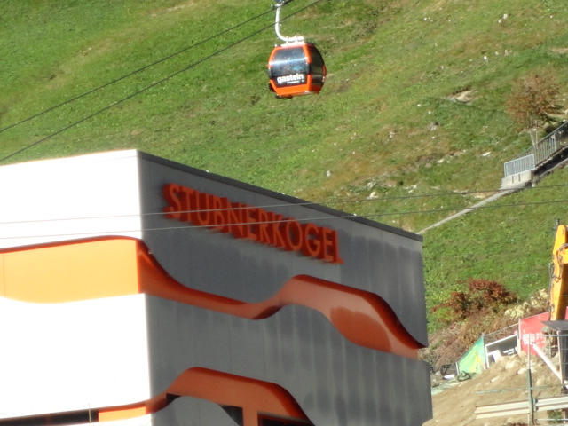 Base Station Stubnerkogelbahn Bad Gastein Austria