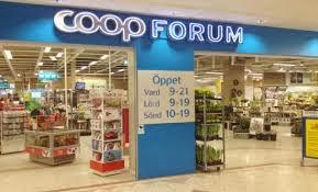 coop valbo köpcentrum