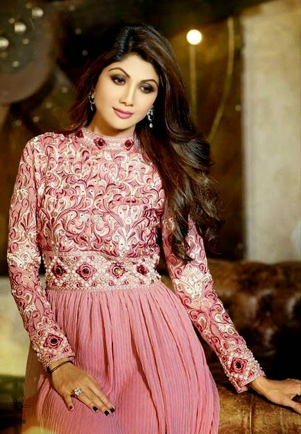Shilpa Shetty Designer Dress Collection