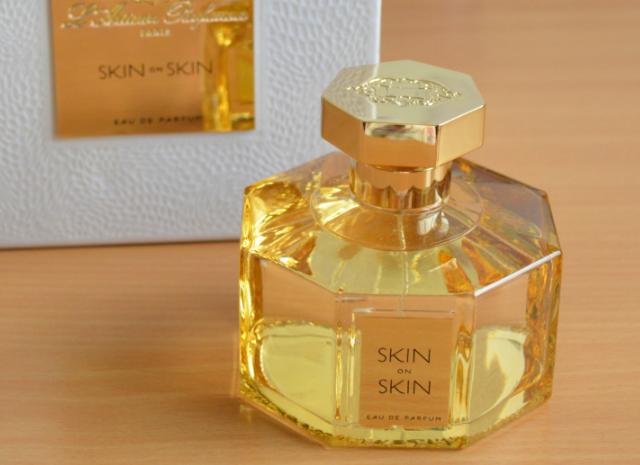 L'artisan skin on skin eau de parfum