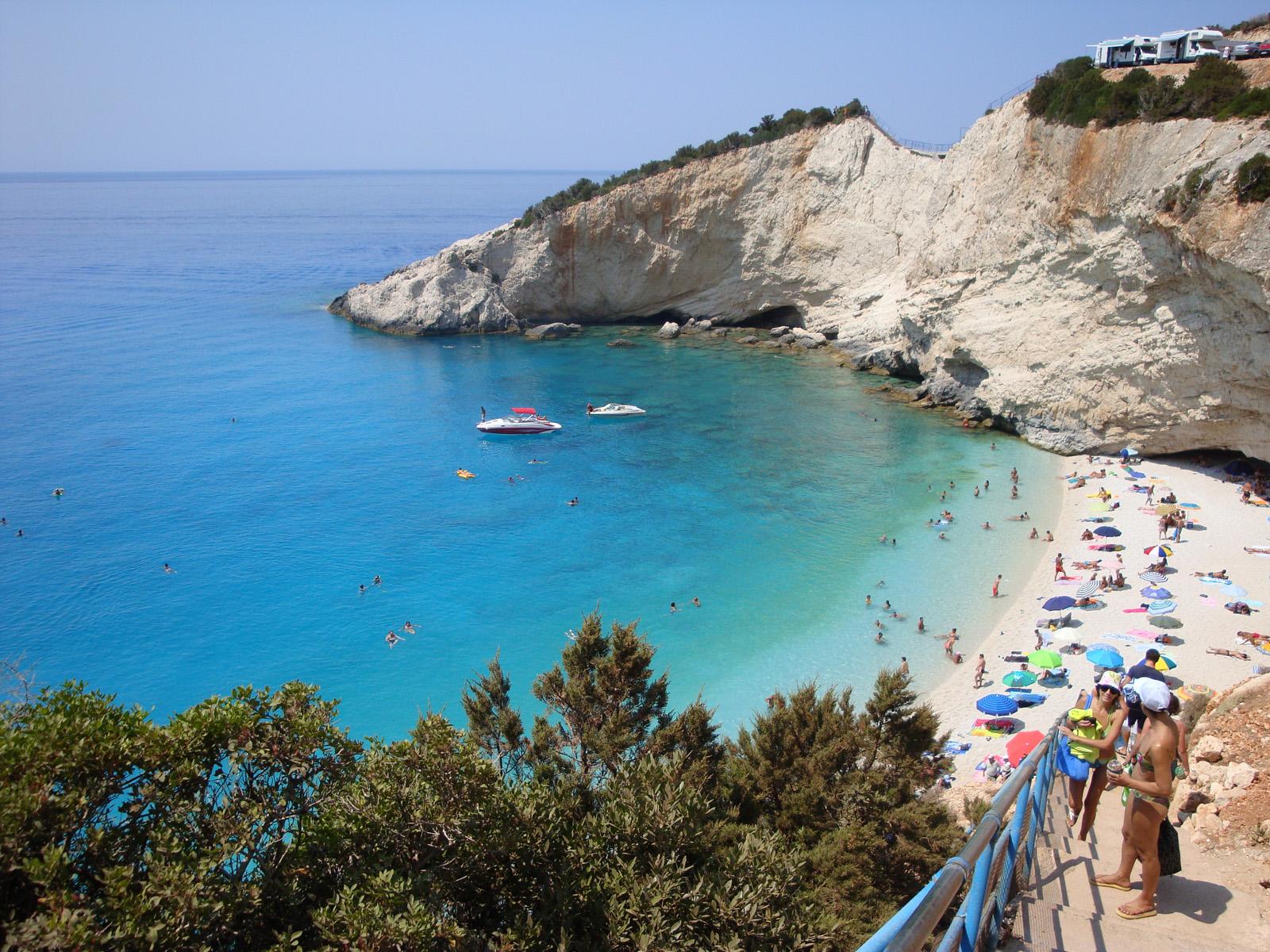Best Greek Islands Beeches