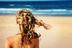 schiarire i capelli, capelli dai riflessi dorati, decotto per capelli più luminosi