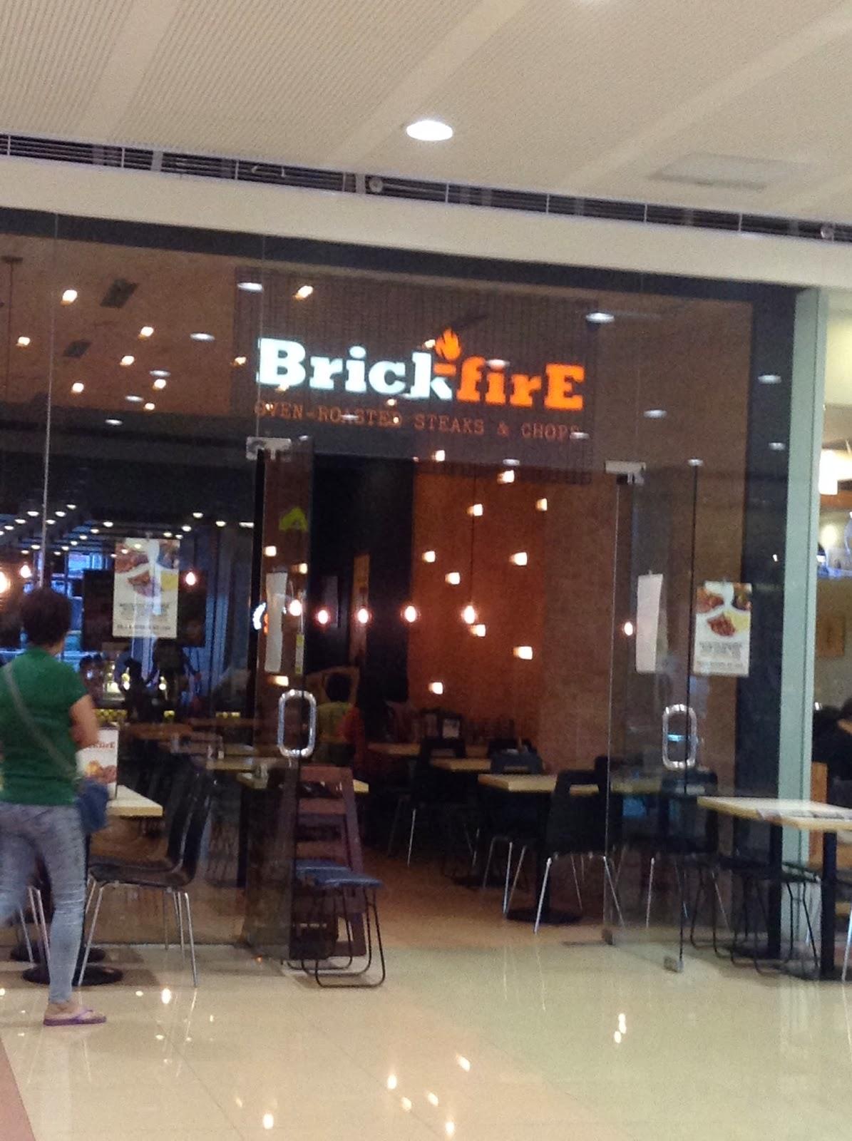 Brickfire storefront