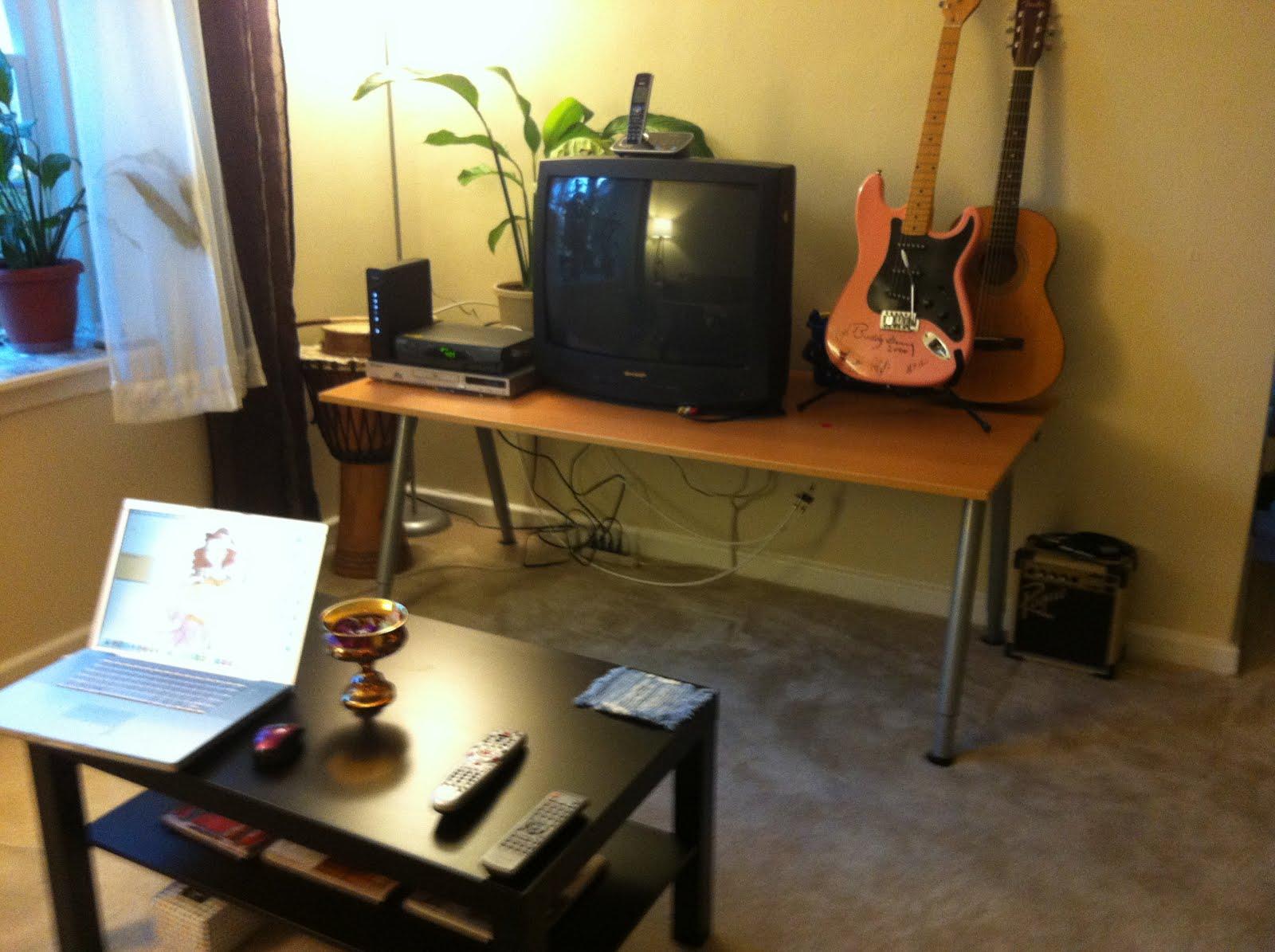 #A1862A Mini Galant And Media Stand ~ Get Home Decorating 6559 decoration table de noel ikea 1600x1195 px @ aertt.com