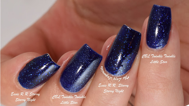 Essie Starry Starry Night Dupe