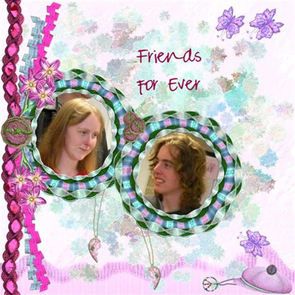 Friends for ever