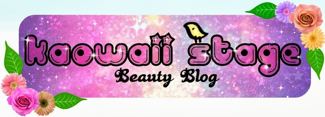 Kaowaii Stage ~ Beauty Blog