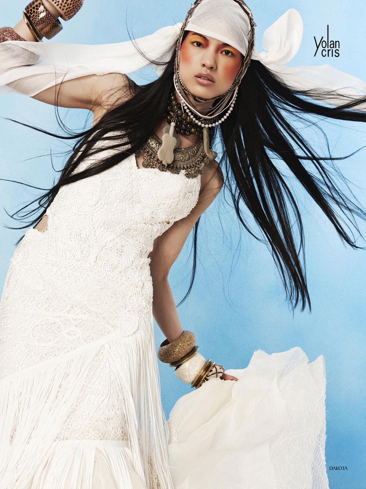 Exelent Vestidos De Novia Yolan Cris Precios Adornment - All Wedding ...