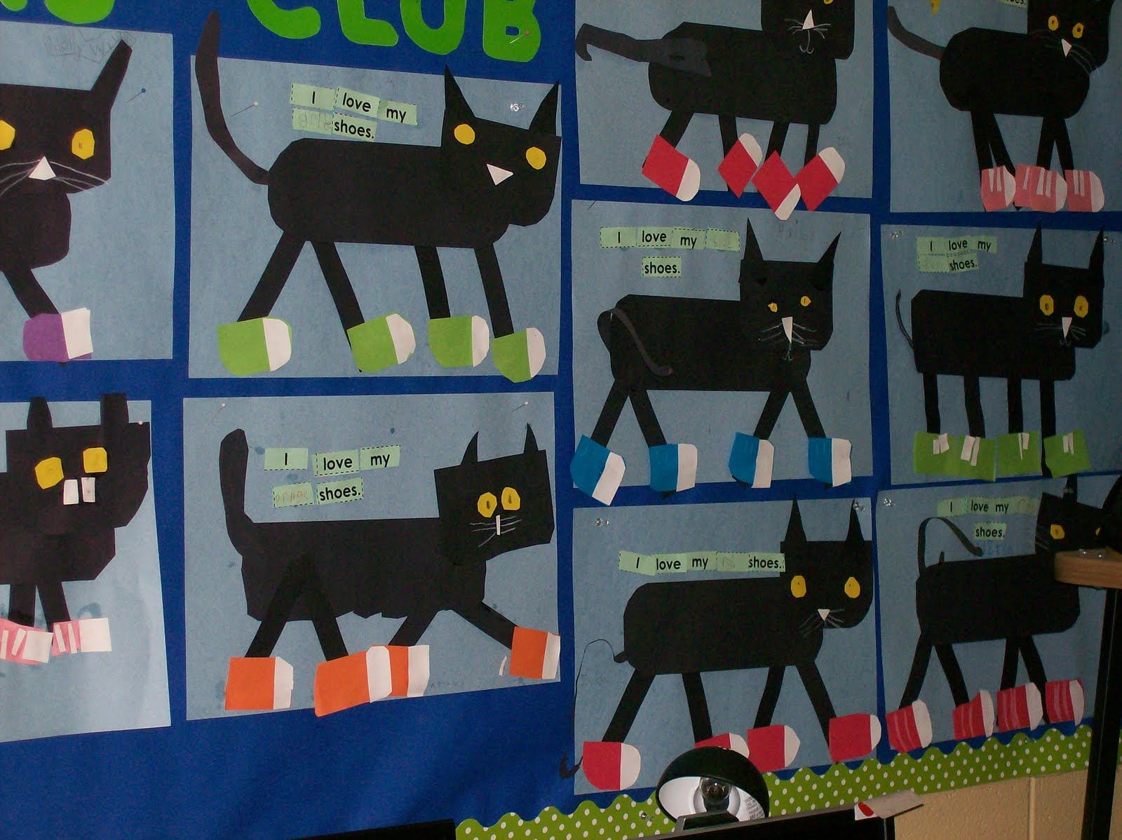booky4first pete the cat his white shoes