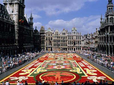 Gran Place Brusela Bélgica