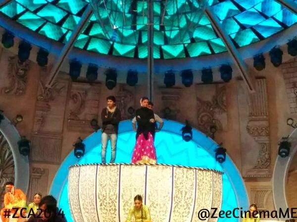 Deepika with Ranveer Singh rehearse for Zee Cine Awards – Bollywood ...