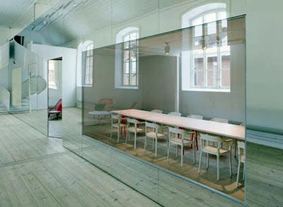 gambar desain ruang kantor minimalis 2