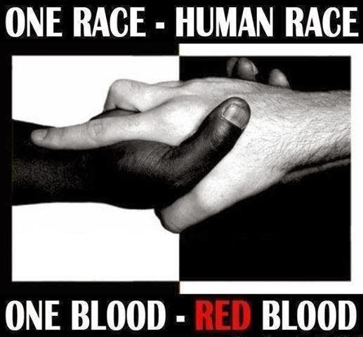 one blood one race And hath made of one blood all nations of men for to dwell on all the face of the  earth, and hath determined the times before appointed, and the.