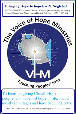 THE VOICE OF HOPE MINISTRIES