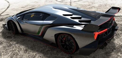 Lamborghini Veneno Specs