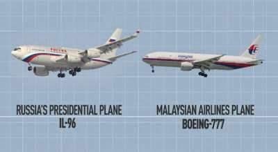 putin presidential aeroplane