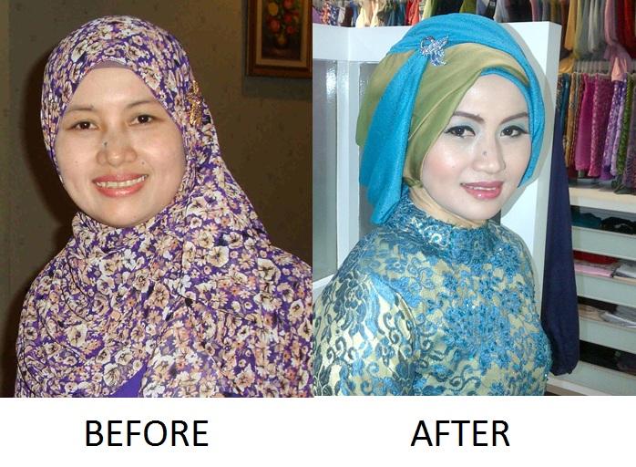 dinarafi Makeup Muslimah - Home Service Jakarta