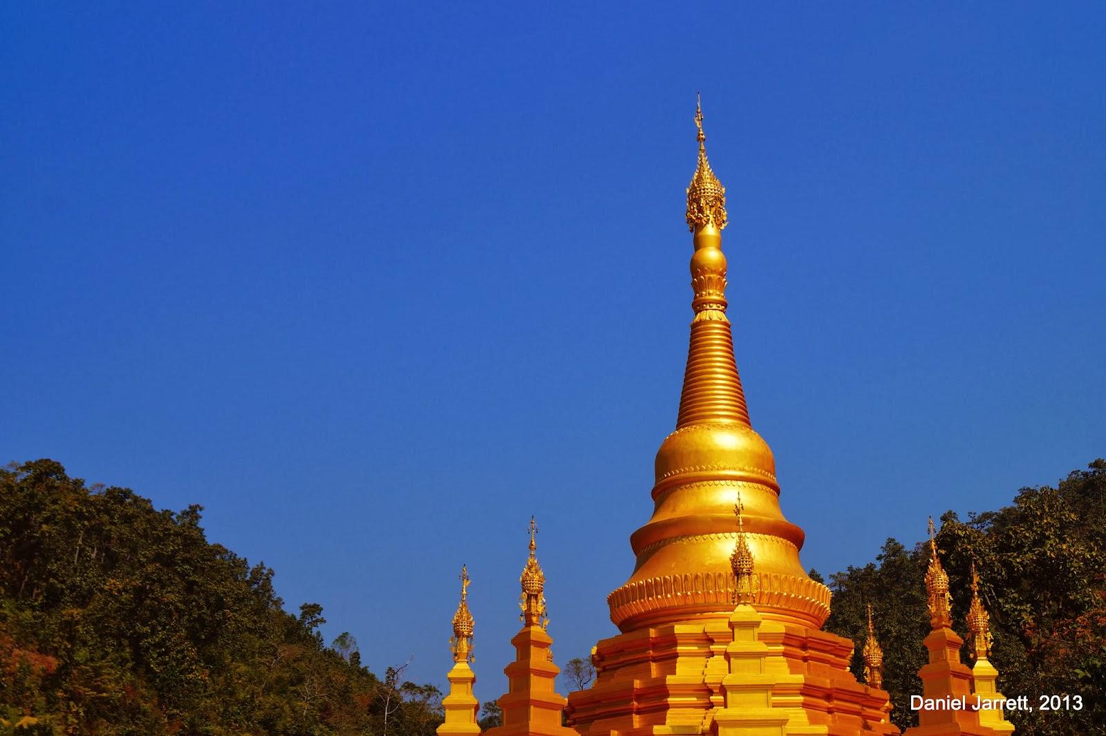 Wat Huai Duea Mae Hong Son