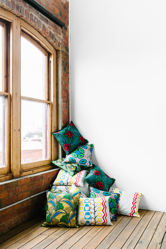 Safari Fusion blog | Cushion love | 20% off all cushions until Monday | Safari Cushions & Chitenche Cushions by Safari Fusion www.safarifusion.com.au