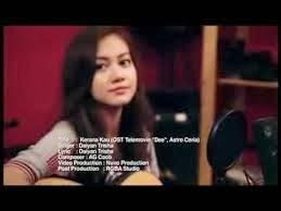 Daiyan Trisha - Kerana Kau ( Lirik dan Download Lagu )