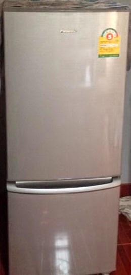 Nytt kjøleskap betyr friskere mat.