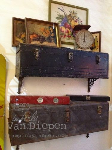 Babylon sisters reuse and repurpose for Old wooden box ideas