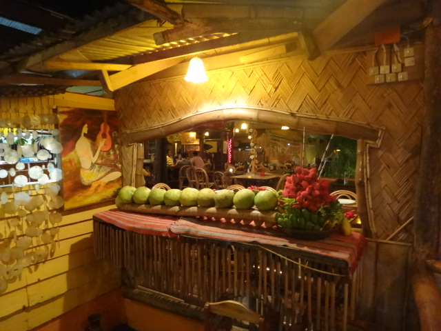 Our wanderful journey kalui restaurant s perfect ambience