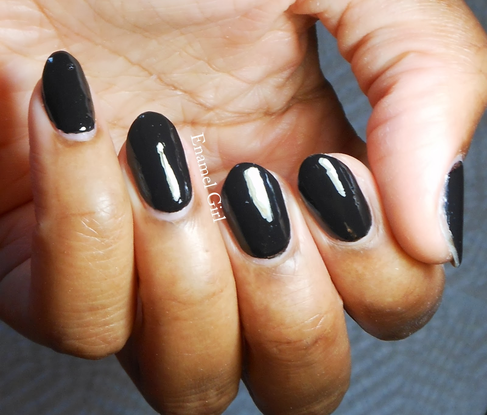 Enamel Girl: How I Shaped My Nails into Almond Shape (Baby Stillettos)