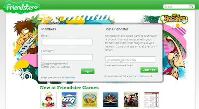 Friendster Segera Berubah jadi Situs Game