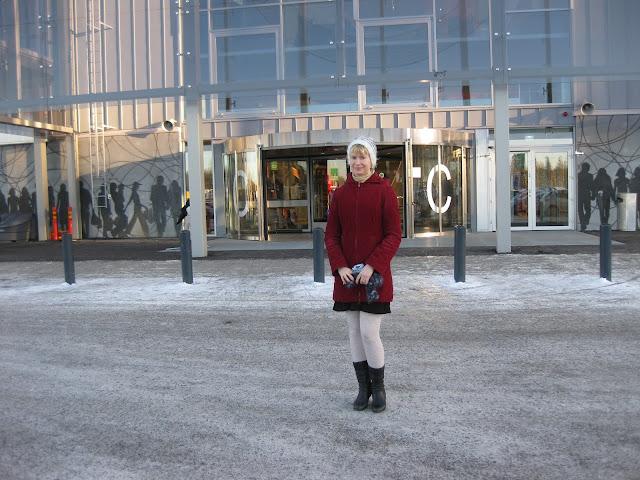 kauppakeskus Kuopio