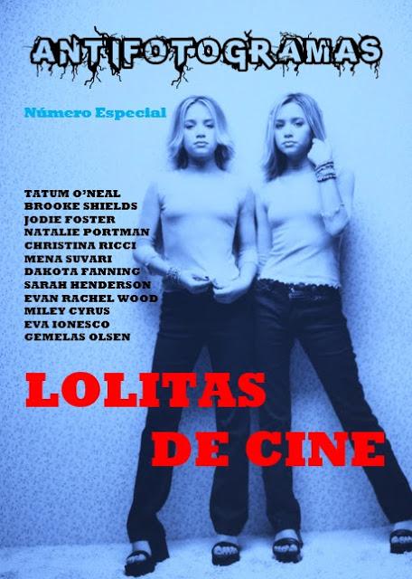 """ANTIFOTOGRAMAS """"ESPECIAL LOLITAS DE CINE"""""""