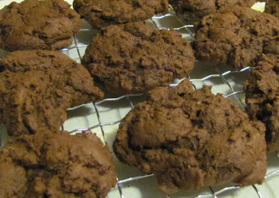 Cookbook Bites recipe review of Cocoa Fudge Cookies
