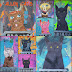 Alley Cat Collages