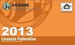 Tramitación Federativas 2013