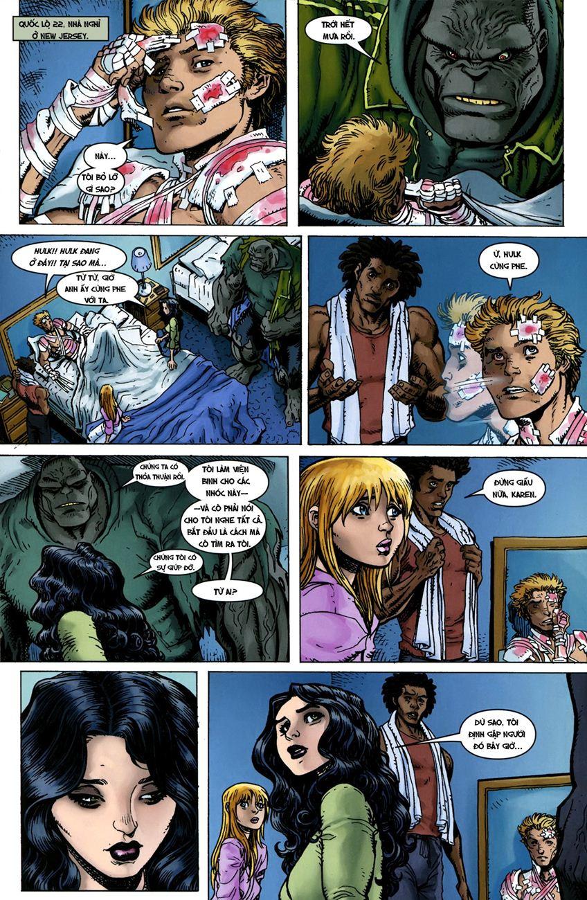 TruyenHay.Com - Ảnh 17 - Ultimate Comics X Chap 5