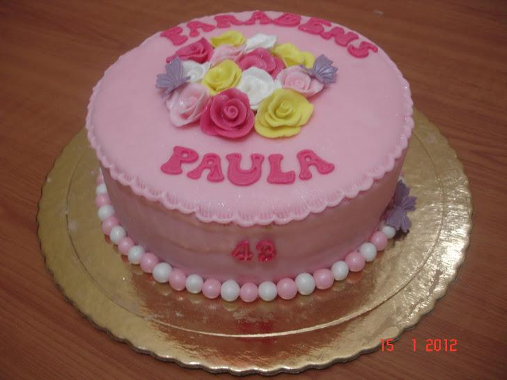 Flores para a Paula