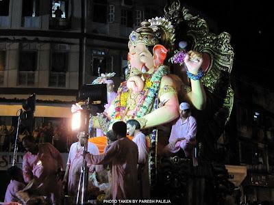Lalbaugcha Raja-2011