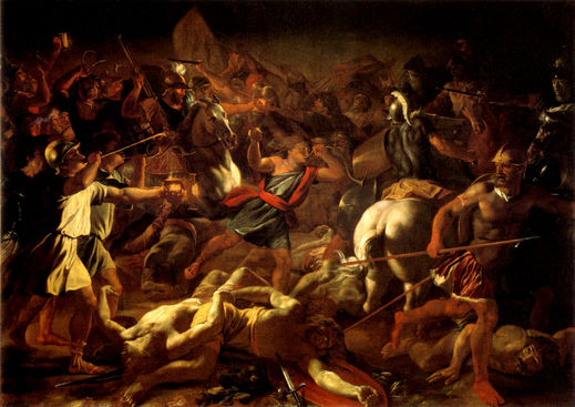 Battle of Gideon against the Midianites
