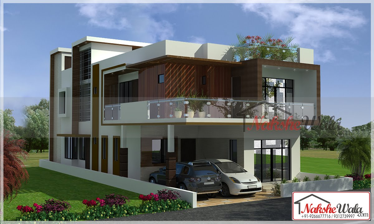 Nakshewala Front Elevation : Nakshewala d front elevation