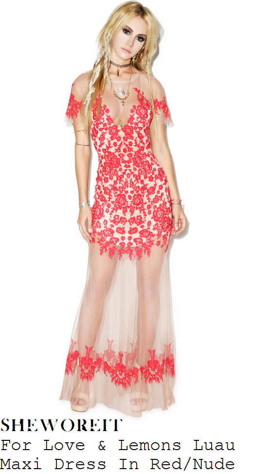 jodie-marsh-red-nude-floral-embroidered-sheer-mesh-maxi-dress-wedding